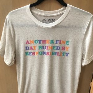 T-Shirt by Jac Vanek